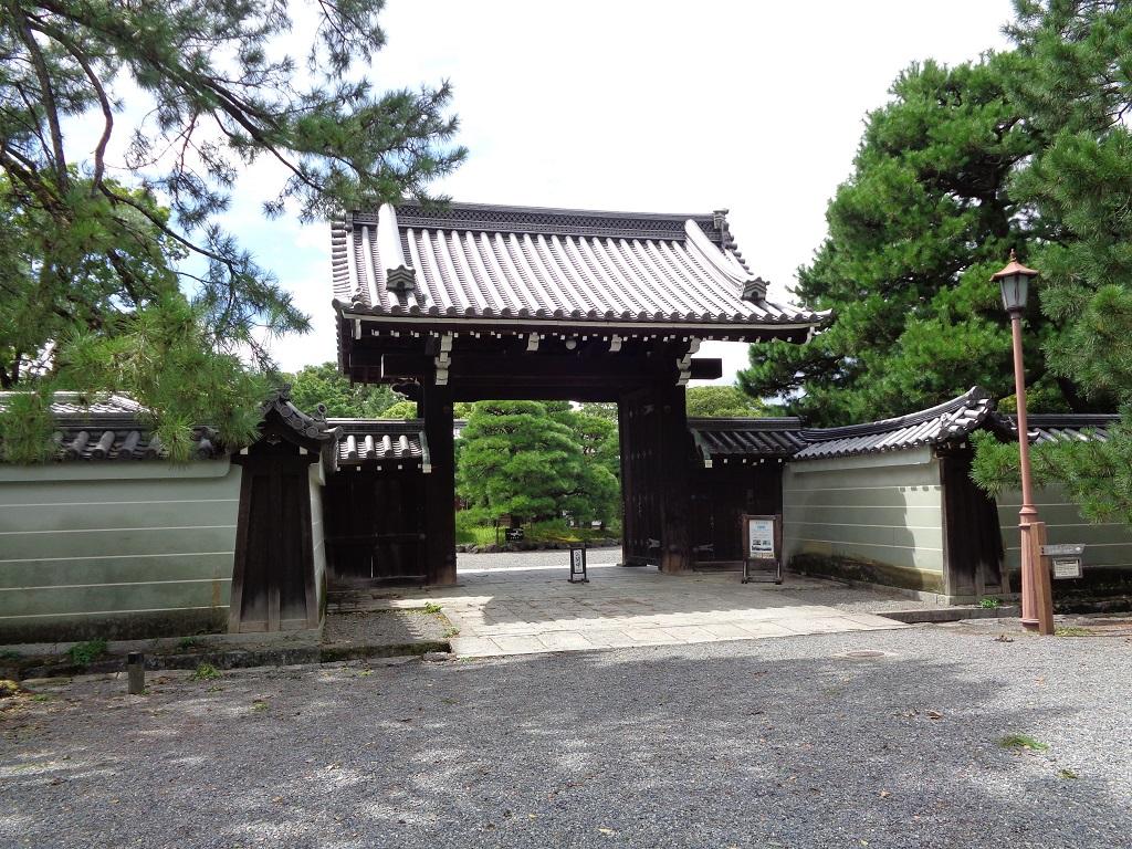 閑院宮邸跡 京都御所