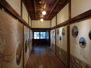 閑院宮邸跡 展示室