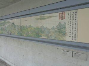 (伝)張澤端作 「清明上河図」
