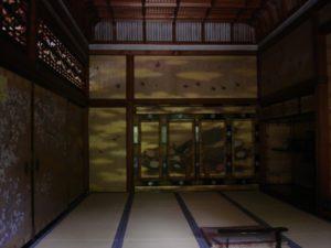 仁和寺 御殿 書院