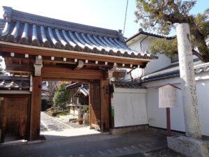 京都 法輪寺(達磨寺)