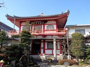 法輪寺 達磨堂