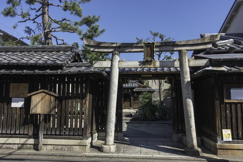 京都 幸神社(さいのかみのやしろ)