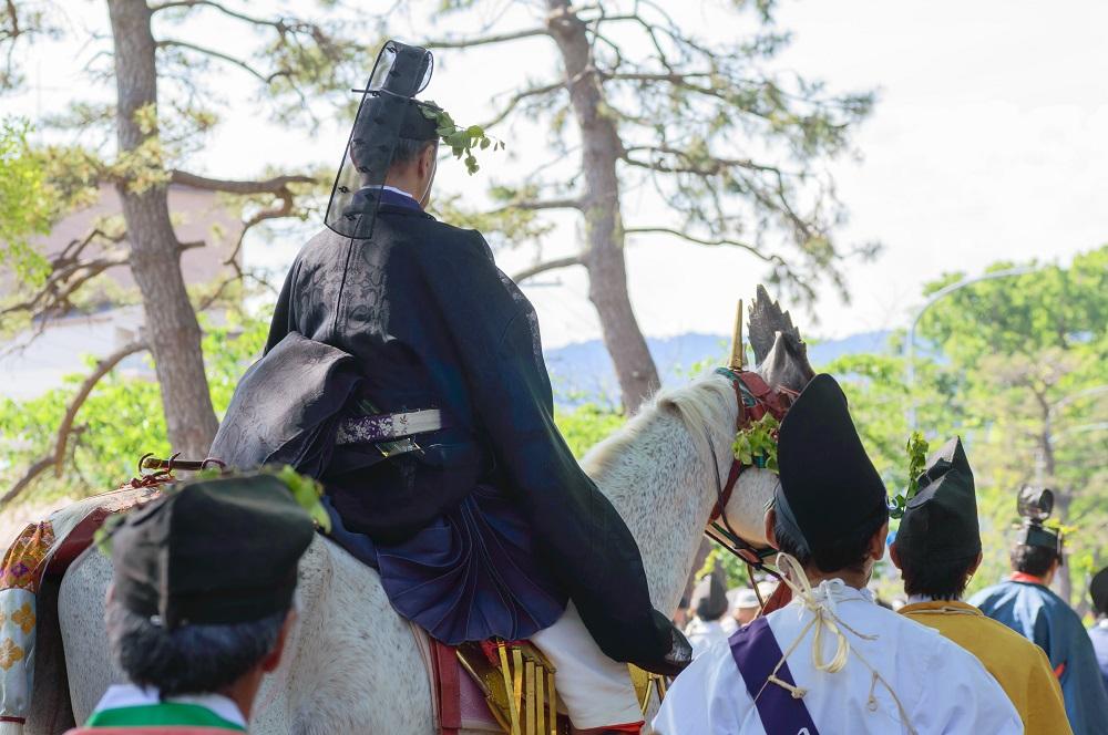 京都三大祭り 葵祭