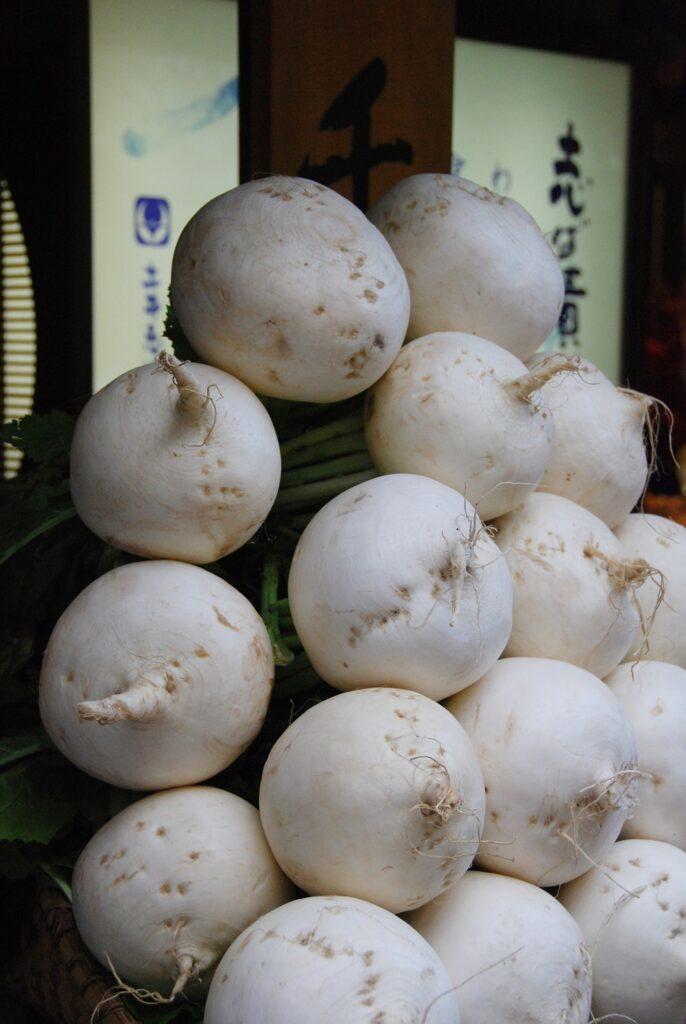京野菜 聖護院かぶ