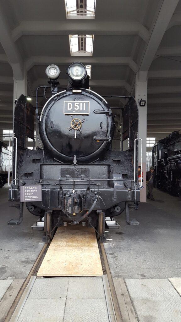 京都鉄道博物館 蒸気機関車D51