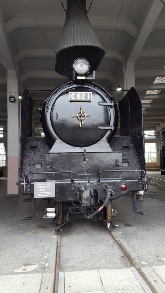 京都鉄道博物館 蒸気機関車C62