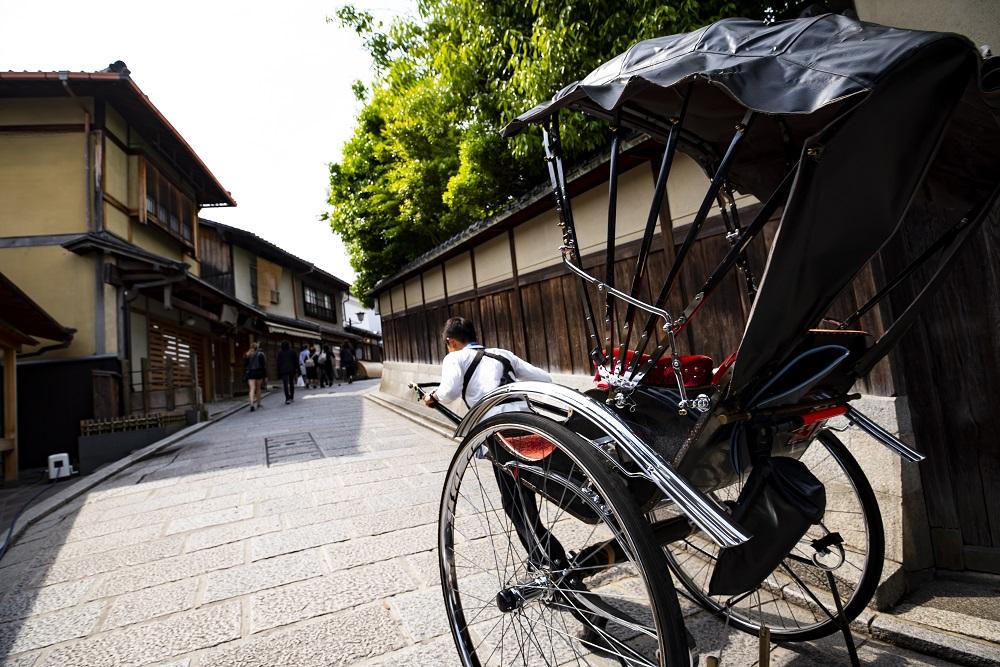 京都 人力車